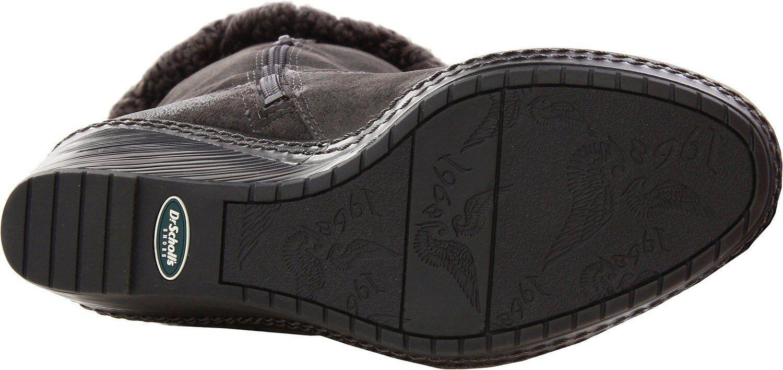 Dr. Scholl's Women's Builder Grey Knee High High High Suede Boots Size 6-10 M1020 74b74b