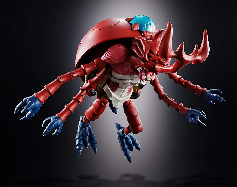 USA Super Evolution Soul Digimon Adventure 06 Atlur Kabuterimon Action Figure