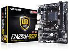 GIGABYTE Ga-f2a88xm-ds2p Motherboard - Micro ATX AMD A88x Socket Fm2 Ddr3