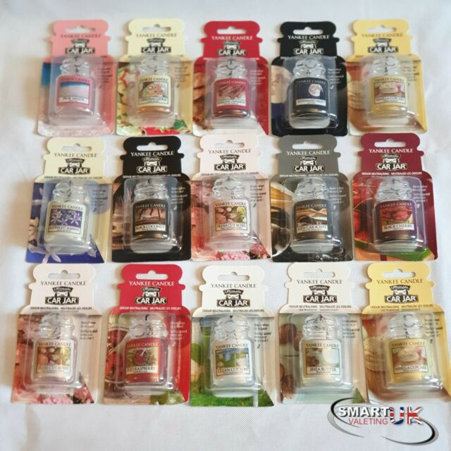 Yankee Candle 3D frasco Ambientador Coche