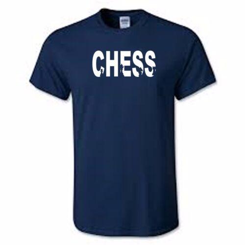 Jeu d/'échecs T Shirt