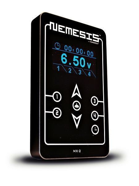 Nemesis Mx-2 Professional Tattoo Power Supply by KWADRON for sale ...