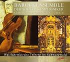Fiori Musicali Triberg Vol.1-6 von Barockensemble der WSO,Birnbaum (2013)