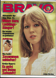 BRAVO-Nr-49-vom-27-11-1975-Blue-Oyster-Cult-George-Baker-Selection-Sparks