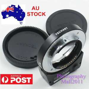 6.0 TECHART PRO LM-EA7 II AF Adapter for Leica M Lens to Sony E A9 A7m2 A7R III