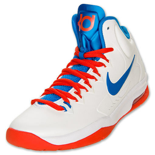 NIKE KD V blanc SZ: 5.0 Y SAME AS WOMAN SIZE 6.5 HOME DEAD STOCK SUPER RARE NEW