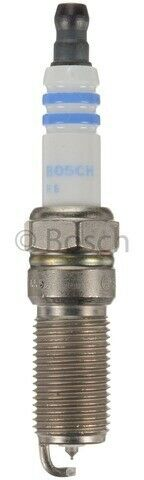 4 Bosch Double Iridium Spark Plugs For 2013-2019 FORD FUSION L4-2.0L