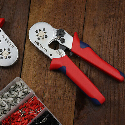 1Pc Insulated Terminals Mold Wire Crimper Jaw Ferrule Die Crimping Pliers Tool