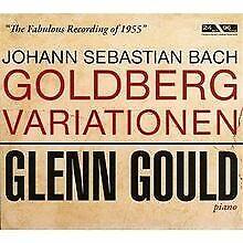 Goldberg-Variationen-Johann-Sebastian-Bach-von-Gould-Glenn-CD-Zustand-gut