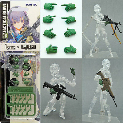 TOMYTEC Little Armory Figure TT26784 figma Shiina Rokka Non scale PVC from JAPAN
