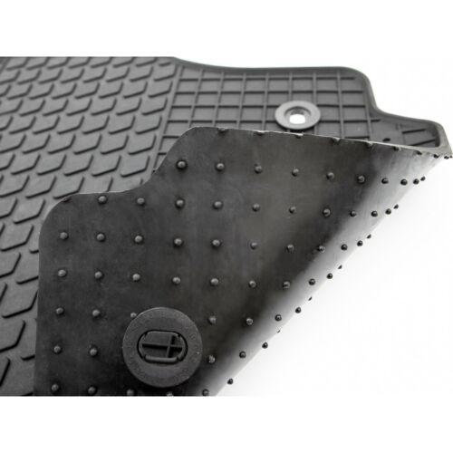 Universal Gummimatten Fußmatten Komplettset für Audi Q2 2016-2019