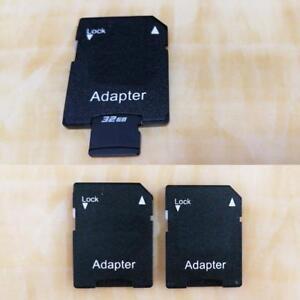 2X-Micro-SD-TransFlash-TF-zu-SD-SDHC-Speicherkarten-Adapter-SD-Karten-Konve-Q5R7
