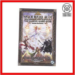 The-Sacred-Pool-Expansion-for-Talisman-The-Magical-Quest-Revised-4th-Edition