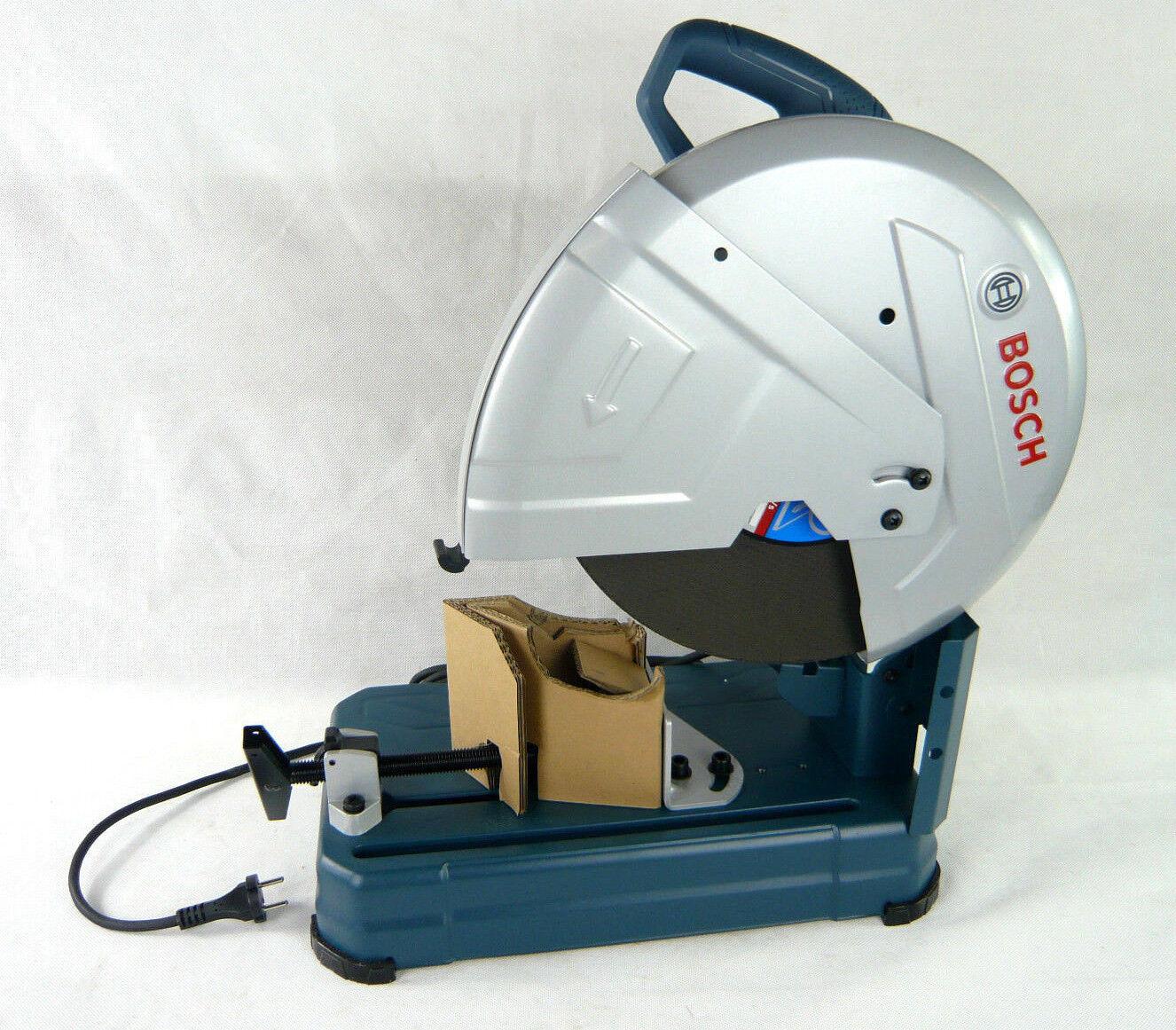 BOSCH Metall Trennschleifer Schleifer GCO 20-14 Professional mit Schleifscheibe