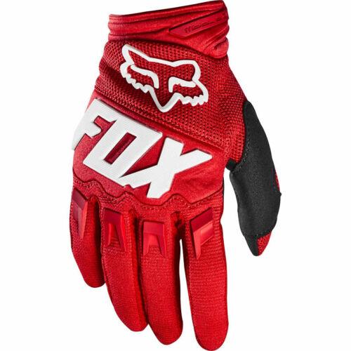Fox Racing DIRTPAW GLOVE Red XL 22751-003-XL In Stock
