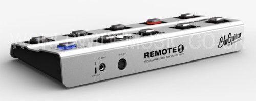 blueGuitar Remote1 - Convenient Remote Controller Pedal for blueguitar Amp1