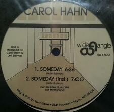 "Carol Hahn - Someday 12"" New Sealed TTW 87130 Vinyl Record 1st MN Funk"