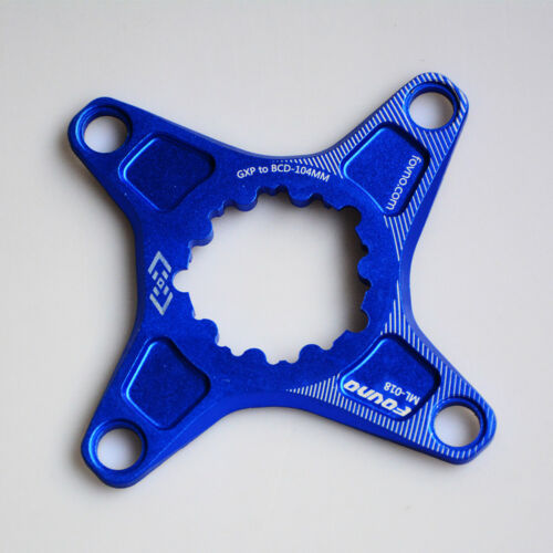 Fovno MTB Bike Crank GXP to BCD 104MM Spider Adapter for GXP XX1 X0 X9 Crank