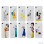 Disney-Characters-Case-Cover-Apple-iPhone-5-5s-SE-Screen-Protector-Gel-TPU thumbnail 1