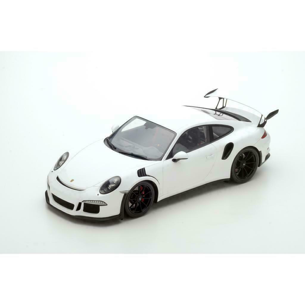 1 12 Spark 12s006-Porsche 991 gt3 rs 2016 Blanc