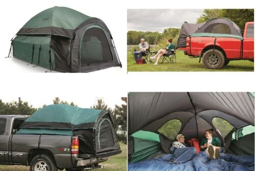 Pick up Truck Bed camping tente 1500 mm Résistant à L/'Eau Compact s/'adapte 2 lits 72-74/""