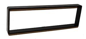 Facade-cadre-reducteur-adaptateur-gris-autoradio-1DIN-pour-Citroen-C4-L-U