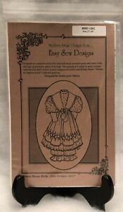 """Brown House Doll Easy Sew Designs BHD192 9""""-9.5"""" Pattern"""