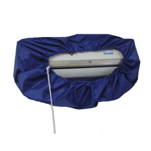 1Pc Air Conditioner Waterproof Cleaning Cover Dust Washing Clean Protector Bag