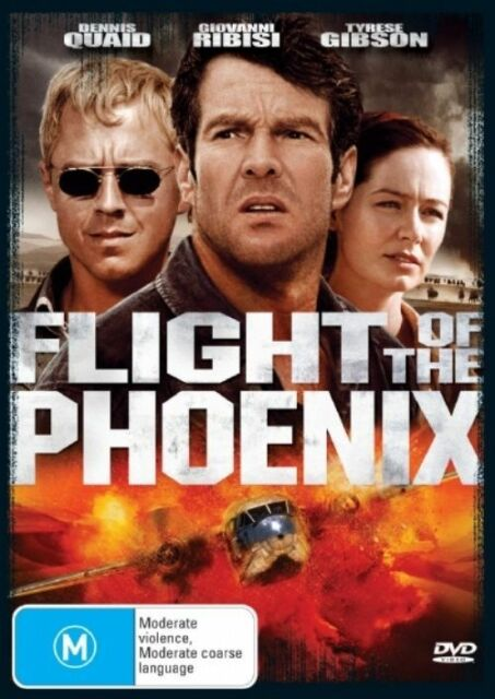 The Flight Of The Phoenix (DVD, 2006) VGC Pre-owned (D91)