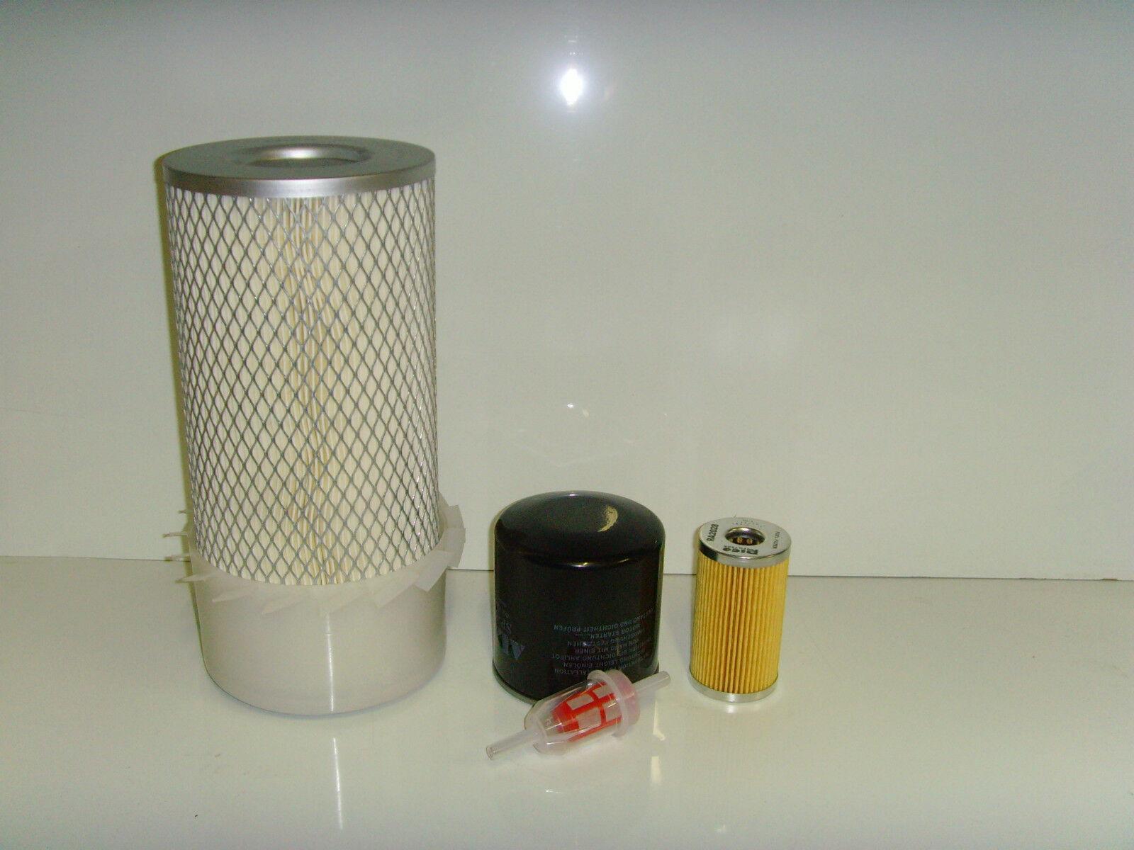 schaeffer 4048s filter service kit w kubota v2203 eng. Black Bedroom Furniture Sets. Home Design Ideas