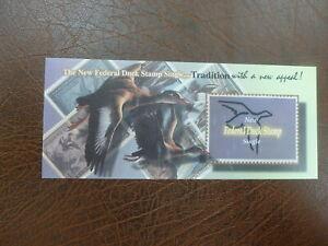 Mint-NH-Federal-Duck-Stamp-Proof-Scott-RW65-SA