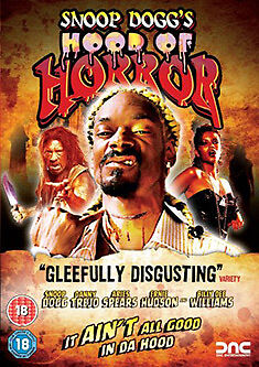 1 of 1 - HOOD OF HORROR - DVD - REGION 2 UK