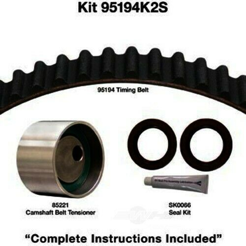 Engine Timing Belt Kit With Seals   Dayco   95194K2S