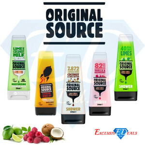 Original-Source-Shower-Gel-Body-Wash-Lime-Coconut-Vanilla-Raspberry-250ml-x-6