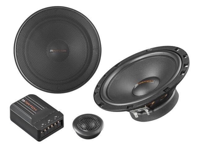 Helix Match MS62C Lautsprecher 16,5 cm 2 Wege Komponenten System 300 Watt