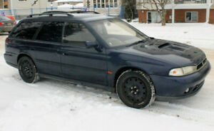 1995 Subaru Legacy GT Wagon jdm rhd