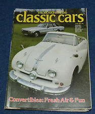 Thoroughbred & Classic Cars June 1981 Bristol Beaufighter, Lola-Aston T73,Austin