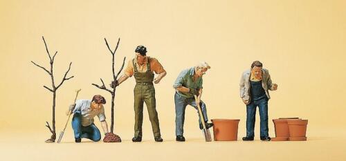 Preiser 10466 Planting HO 1:87