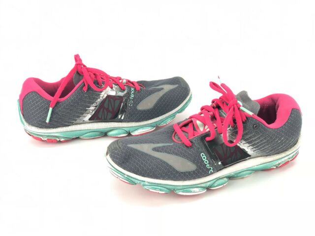 c6723a53b01 Brooks Pure Cadence 4 Running Shoe Size 8.5 Womens Gray Pink for ...