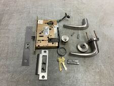 Assa Abloy Sargent 8271 Electric Mortise Lock Fail Secure 24vdc Door Lever Withkey