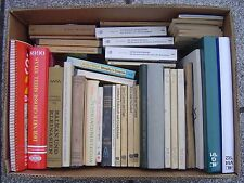 Große Kiste Bücher, Bananenkiste, für Leseratten ca. 40 Stück, 5