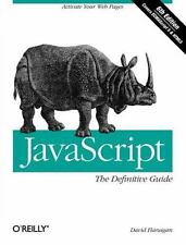 JavaScript : Activate Your Web Pages by David Flanagan (2011, Paperback)