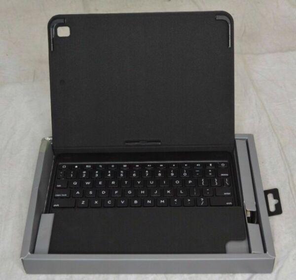 Zagg Rugged Messenger Wireless Bluetooth Keyboard Amp Folio