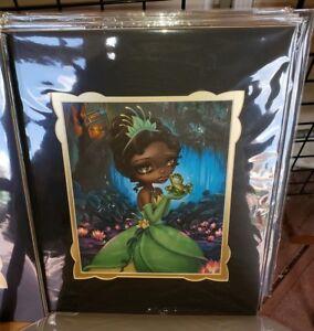 Epcot-Festival-of-Arts-Disney-Wonderground-Princess-Tiana-Becket-Griffith-Print