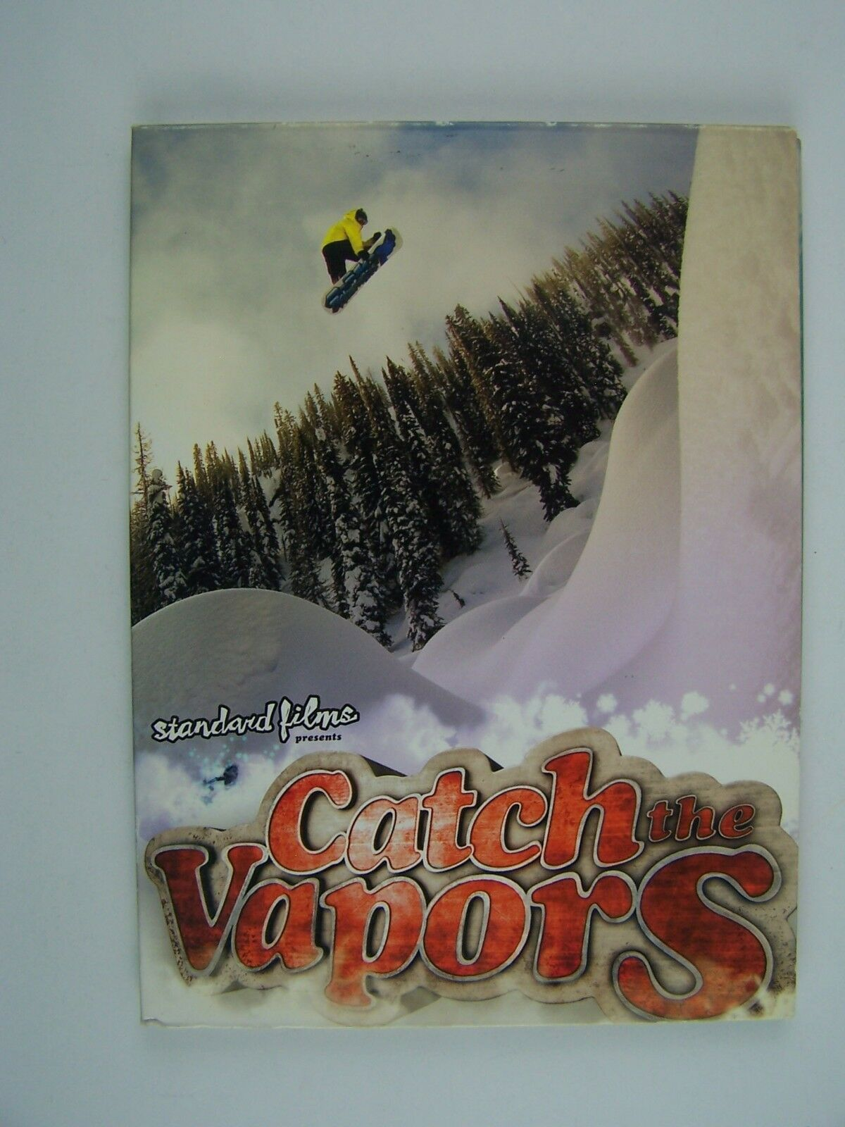 Snowboarding - Catch the Vapors DVD 730475846604