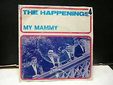 THE HAPPENINGS My mammy BT PUPPY RECORDS 601