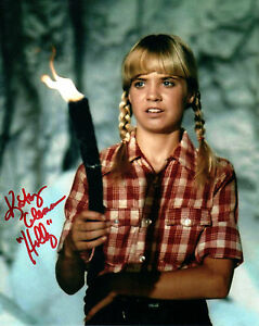 Kathy-Coleman-Land-of-the-Lost-8x10-Authentic-Autograph