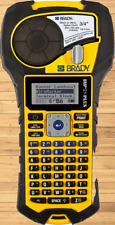Brady Bmp21 Plus Handheld Label Printer With Rubber Bumpers Multi Line Print New