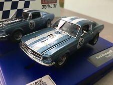 16  Neu Carrera Digital 132 30758 Ford Mustang GT No