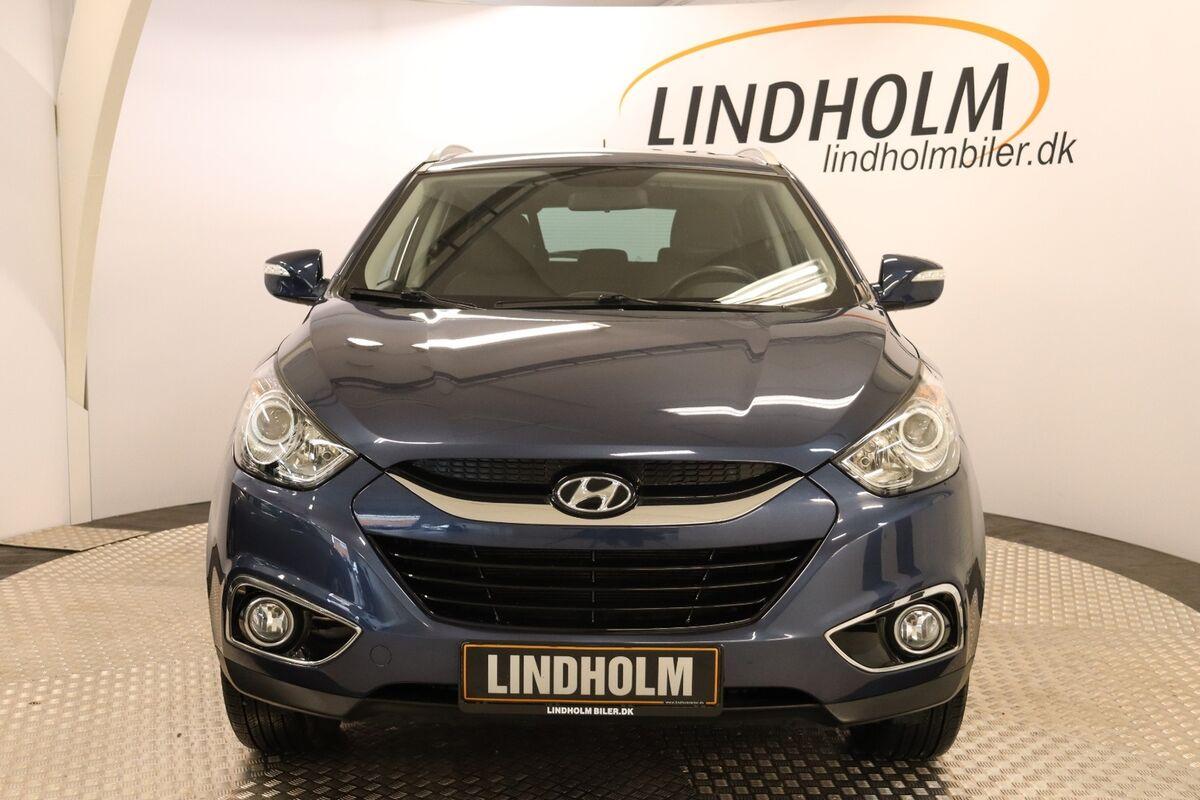 Hyundai ix35 1,6 GDi Premium
